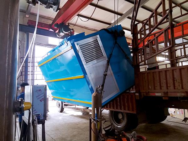 污水处理设备在水产养殖业中的应用