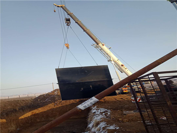 金属加工废水处理设备工程概述