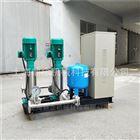 德国威乐变频MVI205安徽巢湖一用一备无负压水箱变频供水系统