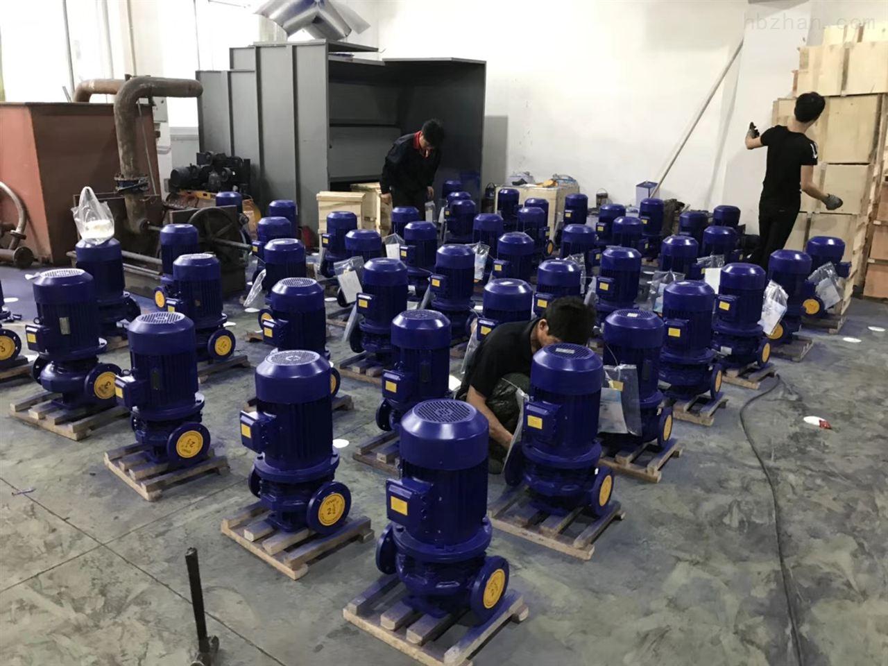 GD80-30立式管道泵