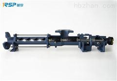 轴承座式单螺杆泵