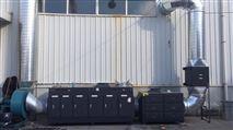 廠家家具廠噴漆廢氣處理設備讓環評過!過!