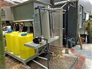 成都污水处理一体机 自动化环保设备 零排放