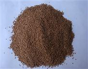 褐色果壳滤滤料(核桃壳)民用水处理