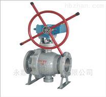高壓抗硫全通徑球閥