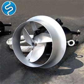 QJB7.5污泥池搅拌机潜水搅拌器选型