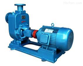 BYZWP自吸式不锈钢污水泵