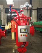 电动刷式DQDS-L400全自动自清洗过滤器