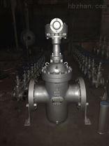 抗硫平板閘閥KZ43Y-600LB