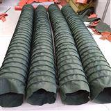 防腐蝕高溫除塵伸縮帆布軟連接定做