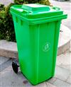 betway必威體育app官網塑料垃圾桶 戶外帶輪垃圾筒
