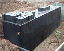 佳木斯一天20到200头猪屠宰污水设备介绍