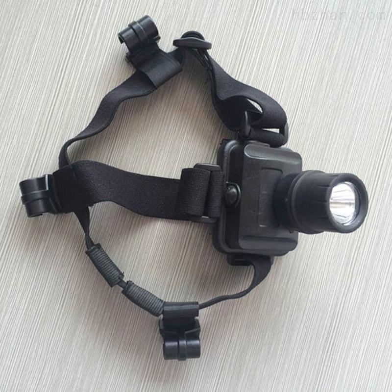 化工厂油田工作帽佩戴IW5130A头灯
