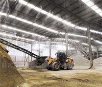 建材厂搅拌站喷雾除尘降温养猪厂水雾消毒