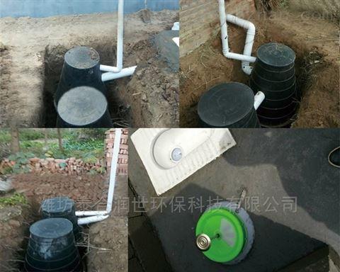 四川农村旱改厕工程改造方法及图片展示