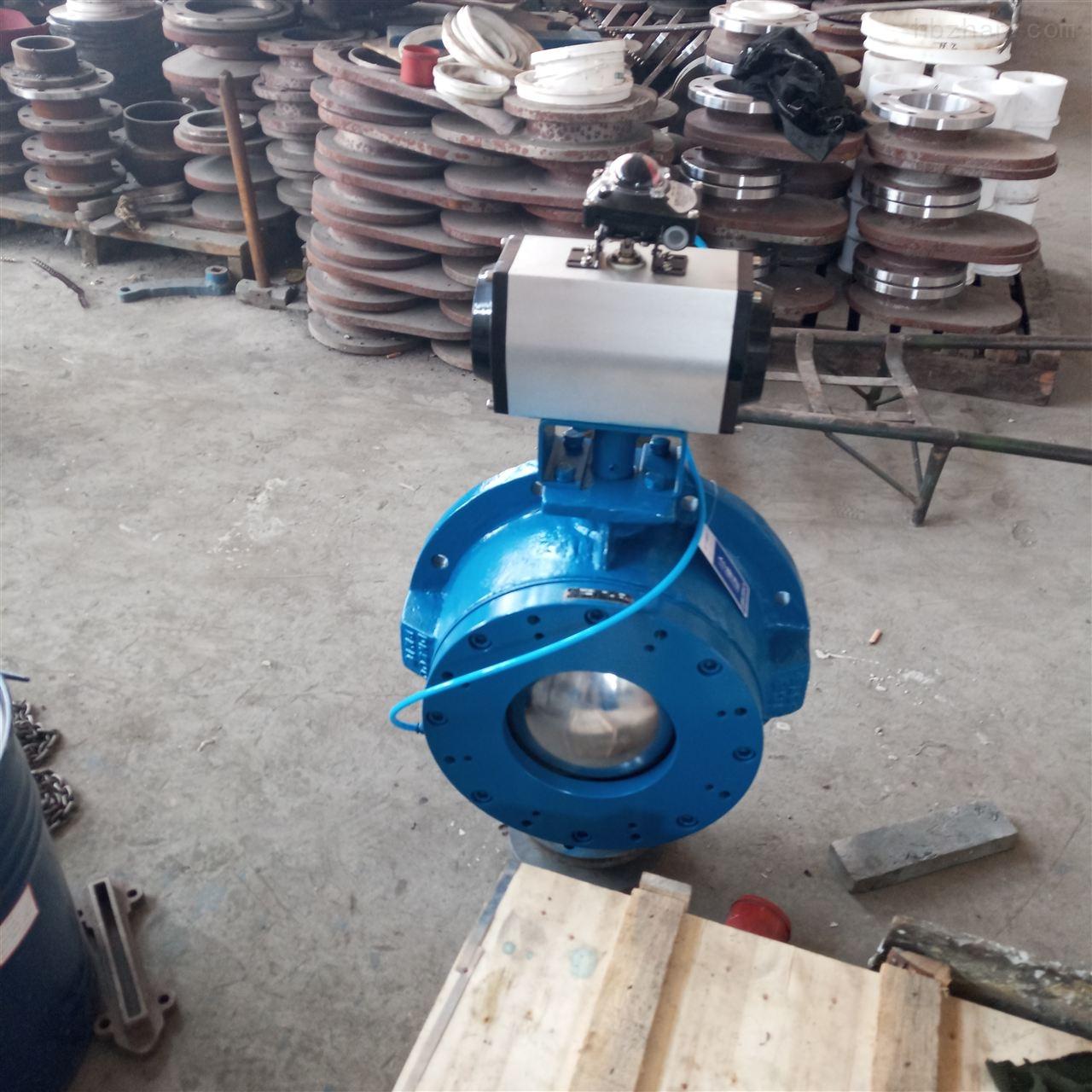 气动碳钢圆顶阀