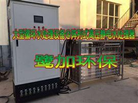 LJEP-GYJD高压静电水处理器,冷却塔循环水设备,