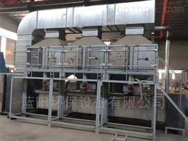 有机废气处理设备rco催化燃烧系统