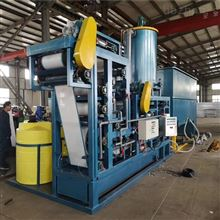RBK带式污泥压滤脱水机售后服务到位价格低
