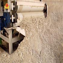 洗沙场泥浆脱水机