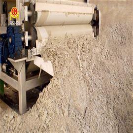 洗沙淤泥脱水机