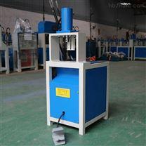 厂家定制不锈钢冲孔机方管切角机