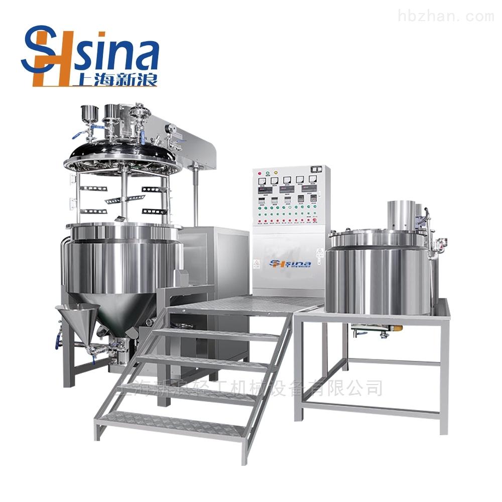SXL-HS 5L食用油全自动灌装机