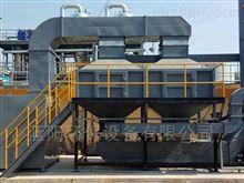 LY-YRCL纺织厂印染废气处理