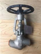 高温高压焊接截止阀J61Y