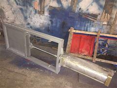 LMD-6-P方形气动插板阀