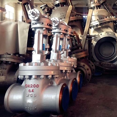 手动闸阀Z561Y-64C-DN400