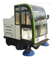 LN-1800西安工厂园区用洒水式全封闭扫地车