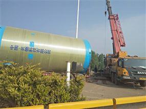 國產一體化汙水泵站