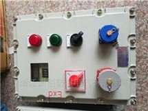 定做数显按键温控仪防爆箱