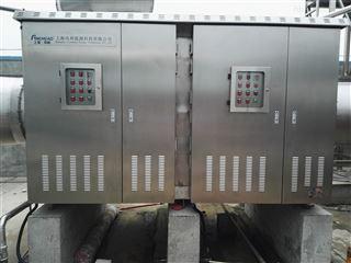 海南省饲料厂废气除臭设备