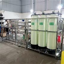 純凈水生產線設備反滲透水處理設備