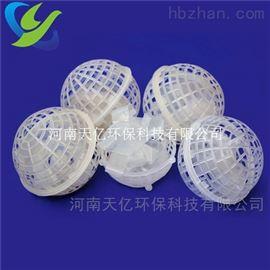 多孔聚氨酯悬浮球填料