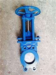 Z73X-10Q球墨铸铁浆液阀