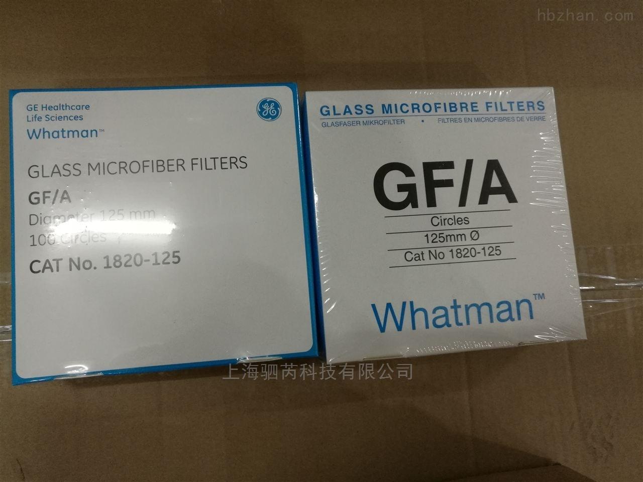 whatmanGF/B孔径1um玻璃纤维滤纸1821-125