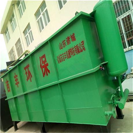 餐具清洗污水处理设备流程