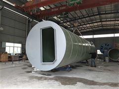 污水提升泵站淮南一体化提升泵站报价