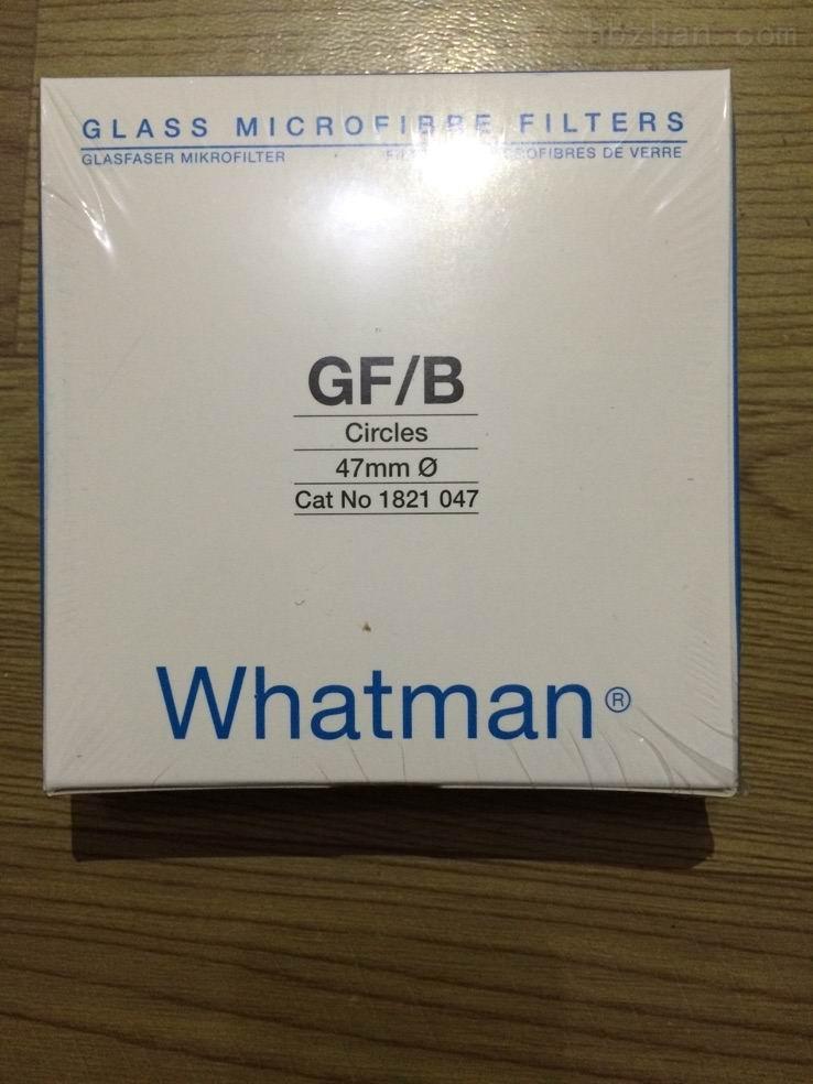 whatman GF/B玻璃纤维滤纸1821-025