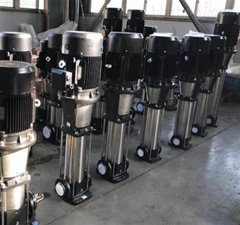 QDL、QDLF系列轻型多级离心泵