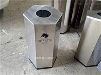 商场过道垃圾桶  不锈钢垃圾箱