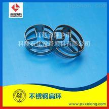 合成氨QH-1型内弯弧形筋片不锈钢扁环■填料