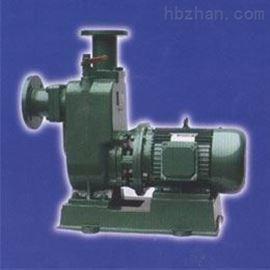 直联式自吸排污泵ZWL80-25-40