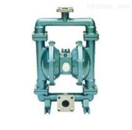 不锈钢气动隔膜泵QBY型气动隔膜泵