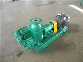 50FZB-45L氟塑料耐腐蚀自吸泵