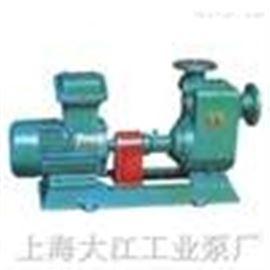 自吸式无堵塞排污泵ZW系列自吸式无堵塞排污泵