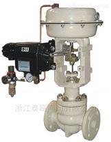 HCP平衡籠式氣動單座調節閥